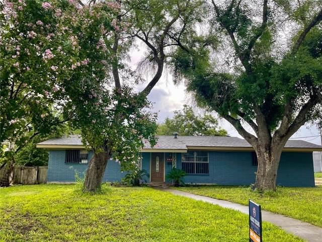 1311 N Woodlawn Drive, Alice, TX 78332 (MLS #385562) :: KM Premier Real Estate