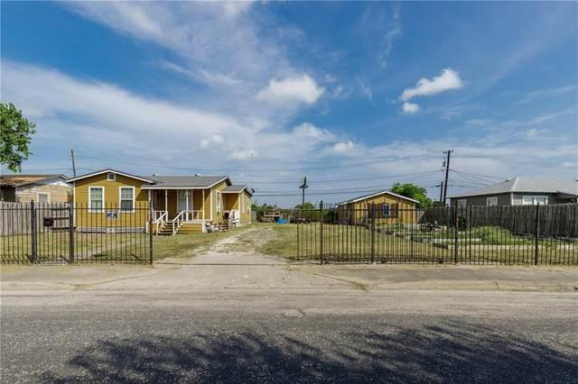 4206 Vestal Street, Corpus Christi, TX 78416 (MLS #388057) :: RE/MAX Elite Corpus Christi