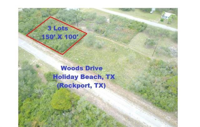 297-299 Woods Dr, Rockport, TX 78382 (MLS #315568) :: RE/MAX Elite Corpus Christi