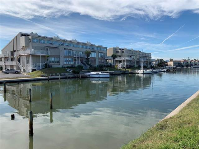 14300 S Padre Island Drive #97, Corpus Christi, TX 78418 (MLS #349807) :: Desi Laurel Real Estate Group