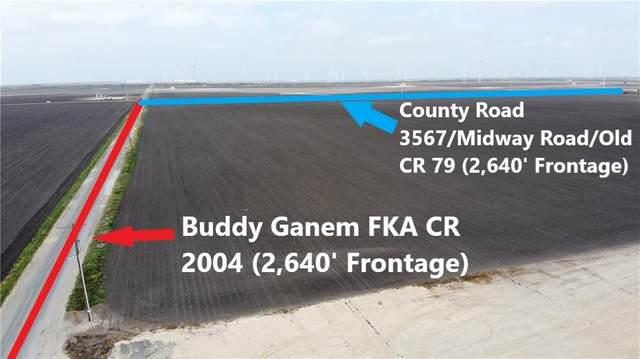0000 County Rd 2004 & 3567(Aka Midway/79 Road), Portland, TX 78374 (MLS #353325) :: RE/MAX Elite | The KB Team