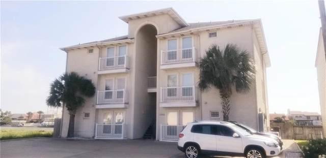 13941 Fortuna Bay Drive #302, Corpus Christi, TX 78418 (MLS #362404) :: KM Premier Real Estate