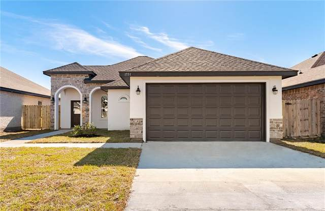 1751 The Park Drive, Kingsville, TX 78363 (MLS #370505) :: KM Premier Real Estate