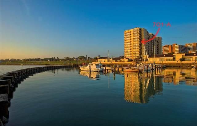 1400 Ocean Drive 701-A, Corpus Christi, TX 78404 (MLS #376067) :: KM Premier Real Estate