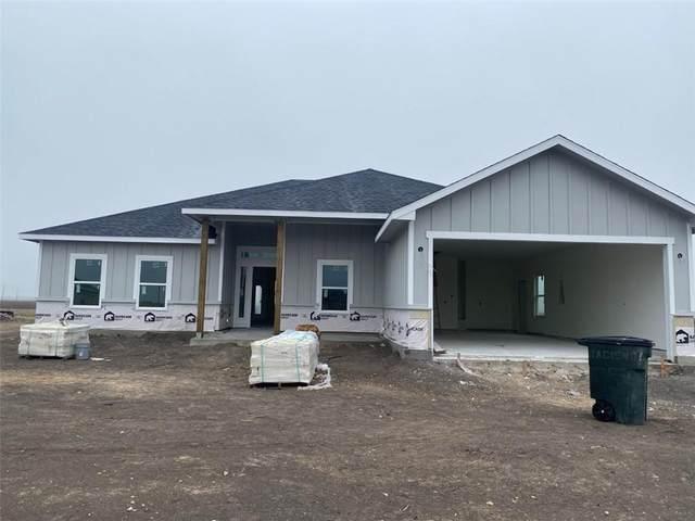 126 Longhorn Drive, Odem, TX 78370 (MLS #377033) :: South Coast Real Estate, LLC