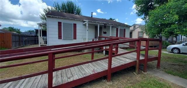 4738 Kendall Drive, Corpus Christi, TX 78415 (MLS #385756) :: South Coast Real Estate, LLC