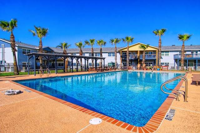 1129 11th St #10, Port Aransas, TX 78373 (MLS #341677) :: RE/MAX Elite Corpus Christi
