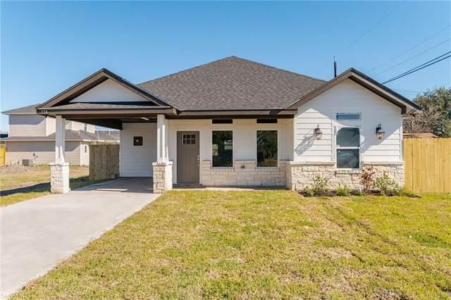 334 S 15th Street, Kingsville, TX 78363 (MLS #370514) :: KM Premier Real Estate