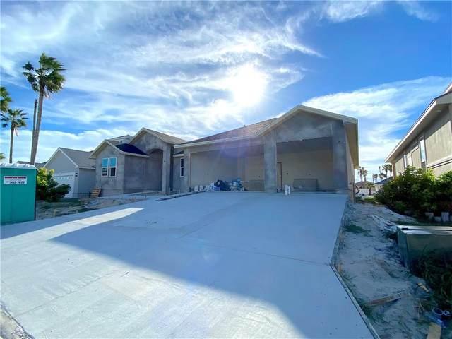 124 Sea Breeze Drive, Aransas Pass, TX 78336 (MLS #376242) :: RE/MAX Elite Corpus Christi