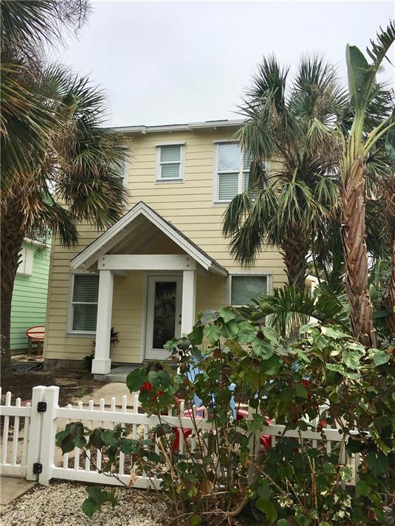 2525 S 11th St #25, Port Aransas, TX 78373 (MLS #319807) :: Better Homes and Gardens Real Estate Bradfield Properties