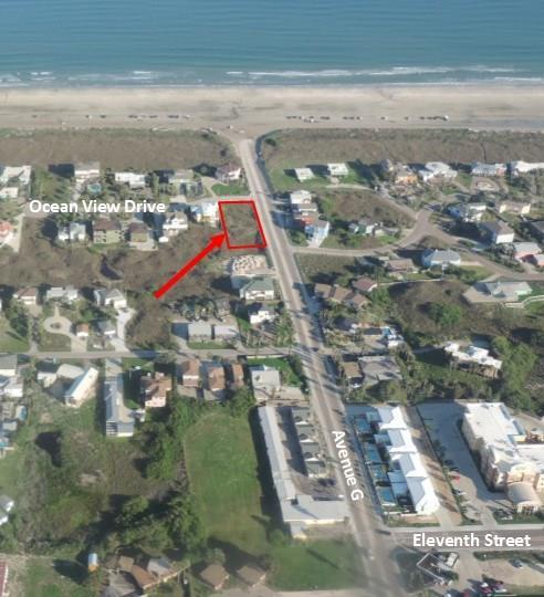 604 Ocean View Dr, Port Aransas, TX 78373 (MLS #327836) :: Kristen Gilstrap Team