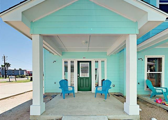 2120 S. Eleventh St #601, Port Aransas, TX 78373 (MLS #331776) :: Better Homes and Gardens Real Estate Bradfield Properties