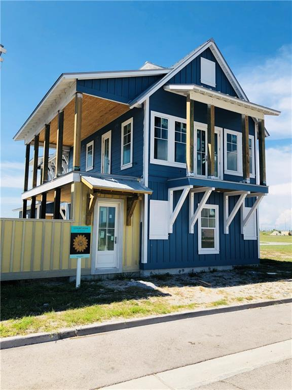 713 Sunrise Ave, Port Aransas, TX 78373 (MLS #331795) :: RE/MAX Elite Corpus Christi