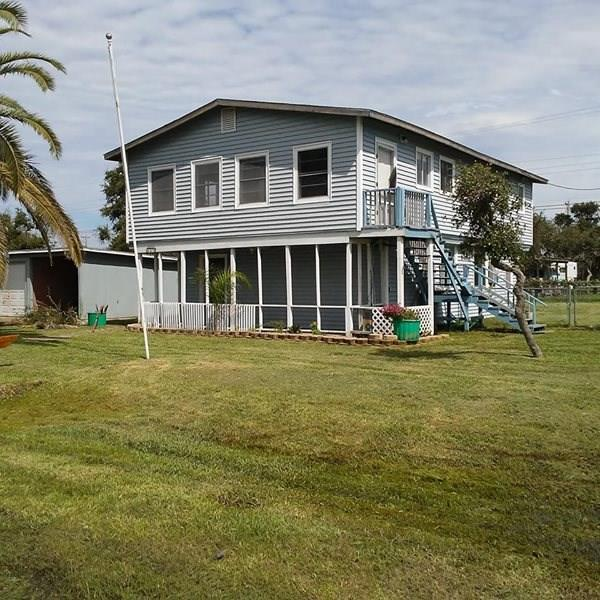 112 Sherwood Dr, Rockport, TX 78382 (MLS #336332) :: RE/MAX Elite Corpus Christi