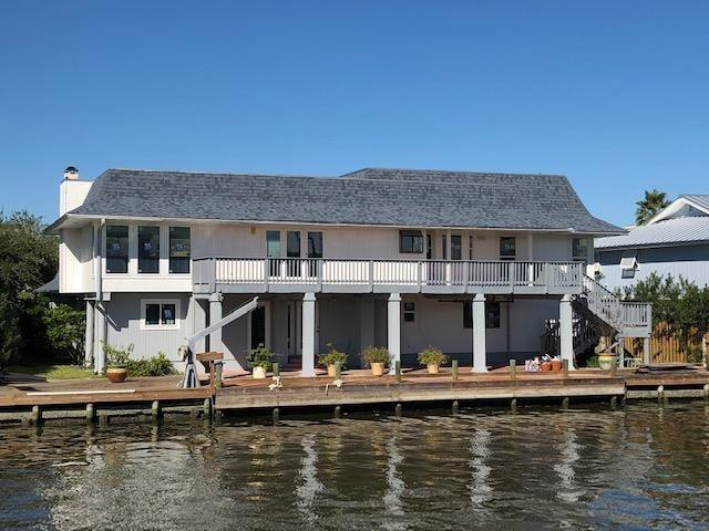 6 Edgewater, Rockport, TX 78382 (MLS #337688) :: RE/MAX Elite Corpus Christi