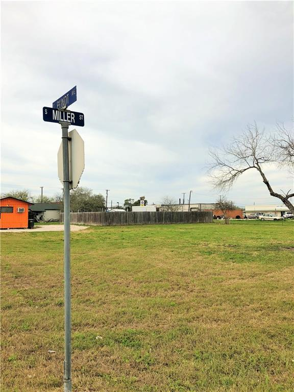 0000 Pundt & S Miller St, Orange Grove, TX 78372 (MLS #340173) :: RE/MAX Elite Corpus Christi