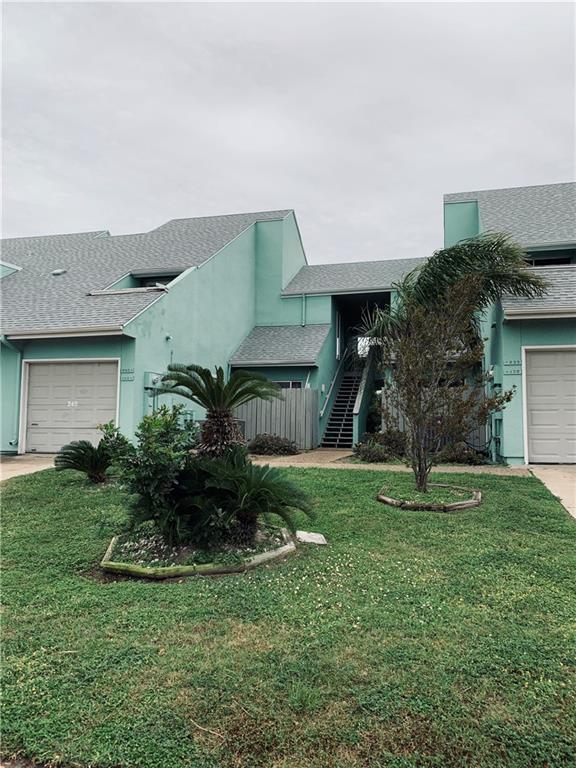 14300 Aloha St #140, Corpus Christi, TX 78418 (MLS #340506) :: Better Homes and Gardens Real Estate Bradfield Properties