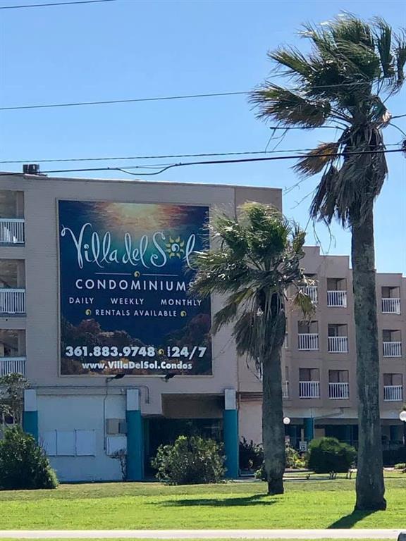 3938 Surfside Blvd #2112, Corpus Christi, TX 78402 (MLS #342729) :: Desi Laurel Real Estate Group