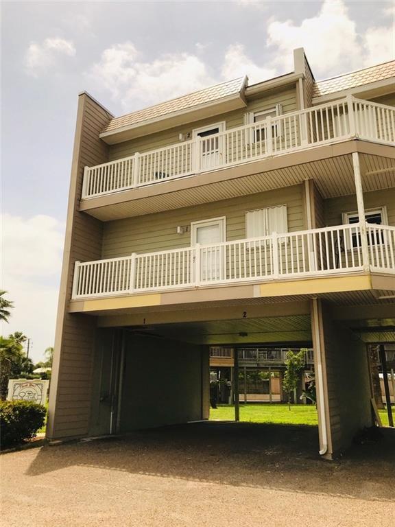 900 Station St B2, Port Aransas, TX 78373 (MLS #343025) :: Desi Laurel Real Estate Group
