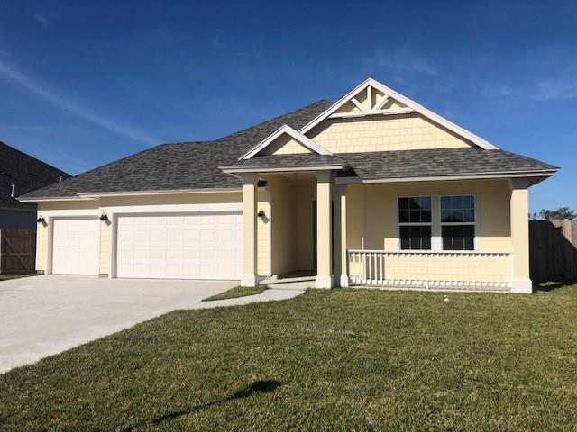 152 Shadow Moss, Rockport, TX 78382 (MLS #343985) :: Desi Laurel Real Estate Group
