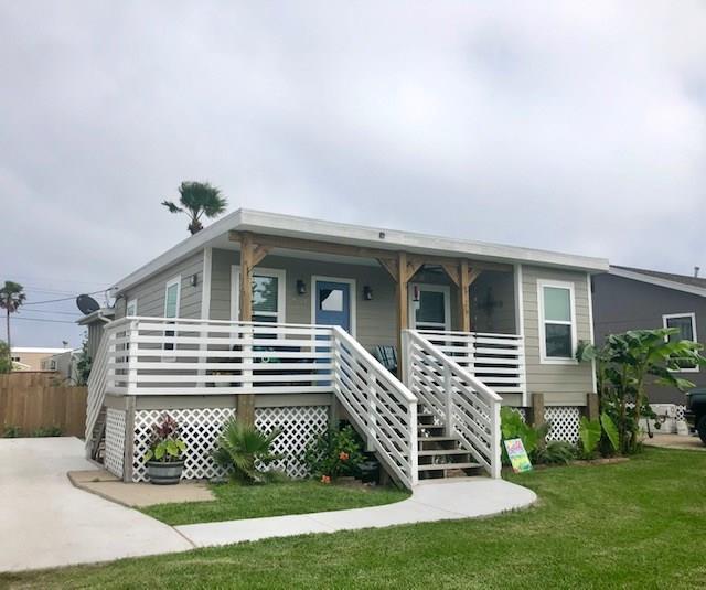 607 S Gulf St, Port Aransas, TX 78373 (MLS #343988) :: Desi Laurel Real Estate Group