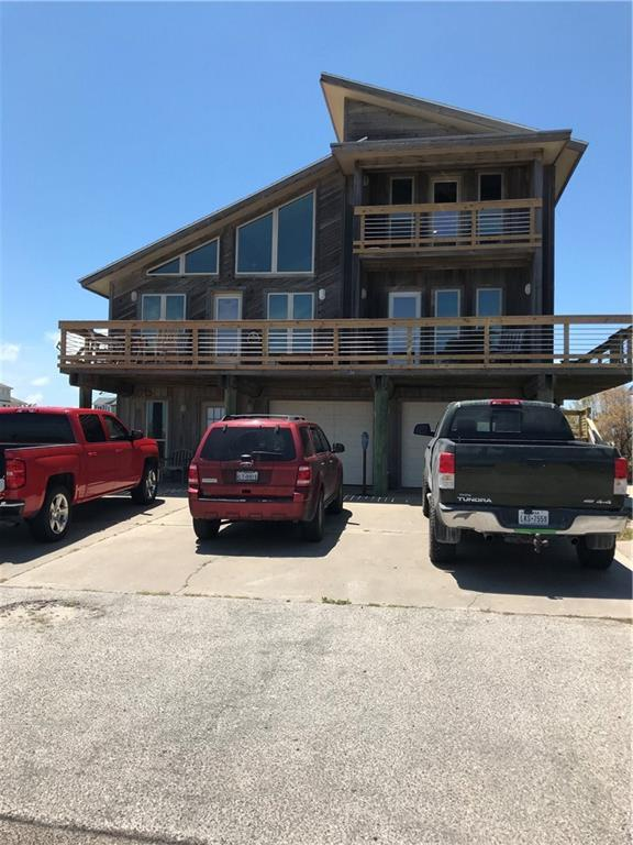 236 Dolphin Lane, Port Aransas, TX 78373 (MLS #344827) :: RE/MAX Elite Corpus Christi