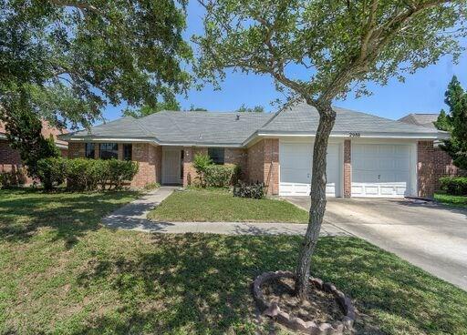 2988 Lakeview East Dr, Ingleside, TX 78362 (MLS #345041) :: Desi Laurel Real Estate Group