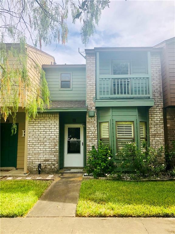 2705 Saint Joseph St I, Corpus Christi, TX 78418 (MLS #347621) :: Desi Laurel Real Estate Group