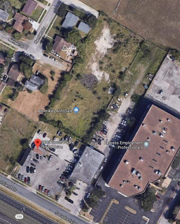 2802 S Padre Island Dr, Corpus Christi, TX 78415 (MLS #347746) :: Desi Laurel Real Estate Group