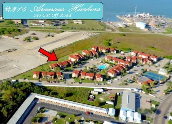 230 Cut Off #214, Port Aransas, TX 78373 (MLS #348278) :: RE/MAX Elite Corpus Christi