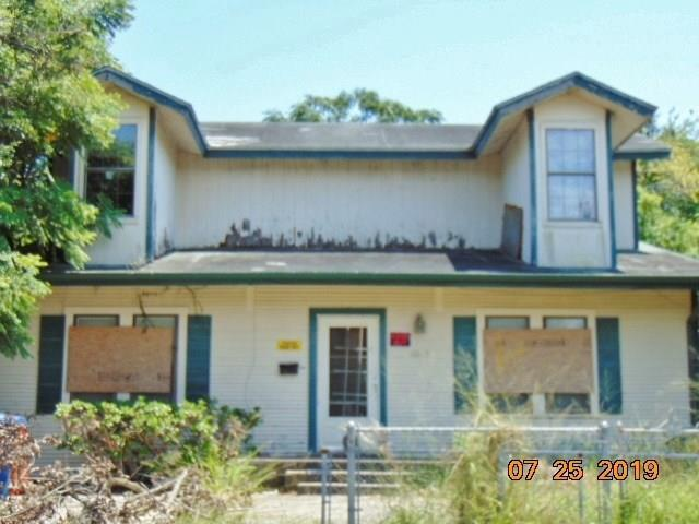 2029 Mary St, Corpus Christi, TX 78405 (MLS #348283) :: RE/MAX Elite Corpus Christi