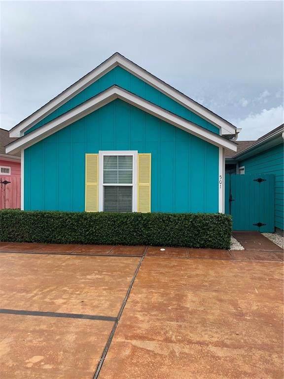 14521 E Cabana St #501, Corpus Christi, TX 78418 (MLS #349988) :: RE/MAX Elite Corpus Christi