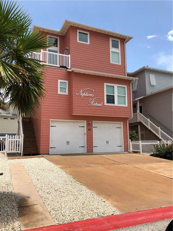 2525 S 11th Street #46, Port Aransas, TX 78373 (MLS #350153) :: RE/MAX Elite Corpus Christi