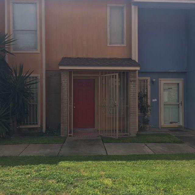 6702 Everhart W103, Corpus Christi, TX 78413 (MLS #350585) :: Desi Laurel Real Estate Group