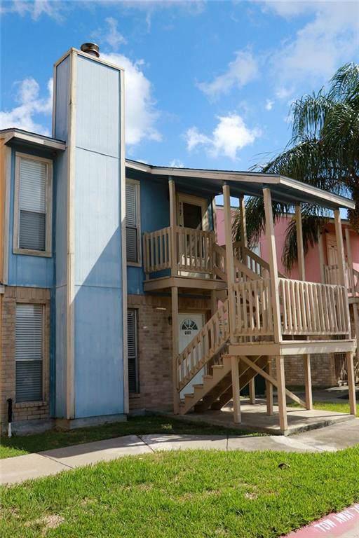6702 Everhart Q101, Corpus Christi, TX 78413 (MLS #350996) :: Desi Laurel Real Estate Group