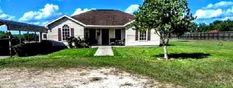 153 Wild Wood Circle Circ, Alice, TX 78332 (MLS #352355) :: Desi Laurel Real Estate Group