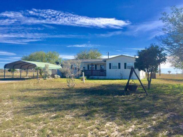 268 County Road 242, Orange Grove, TX 78372 (MLS #352749) :: Desi Laurel Real Estate Group