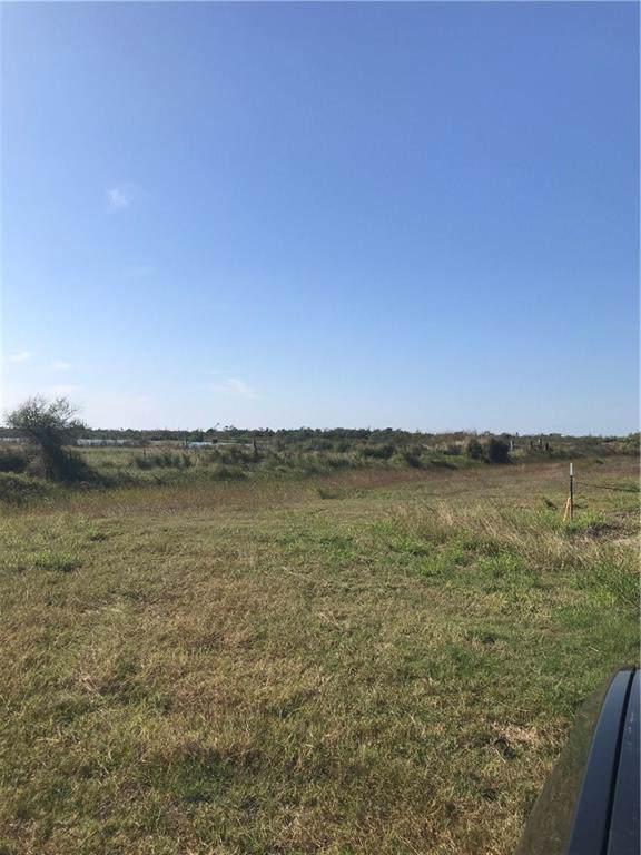 172 Cielo Vista Lot 10 Dr, Rockport, TX 78382 (MLS #353731) :: Desi Laurel Real Estate Group