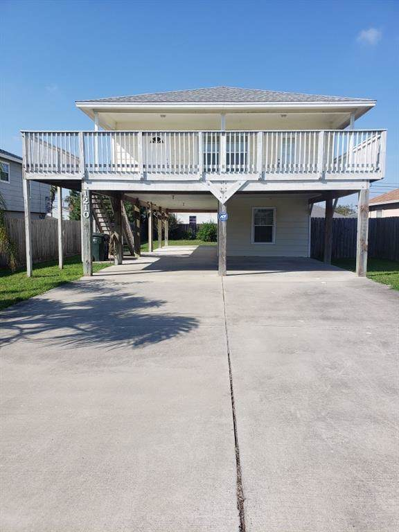 1210 Jonnell St, Corpus Christi, TX 78418 (MLS #353737) :: Desi Laurel Real Estate Group