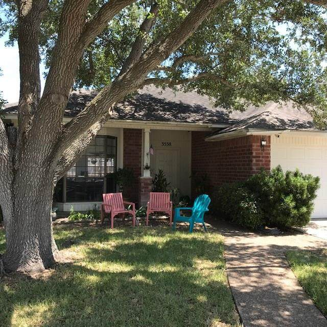 3538 Picadilly, Corpus Christi, TX 78414 (MLS #354515) :: Desi Laurel Real Estate Group