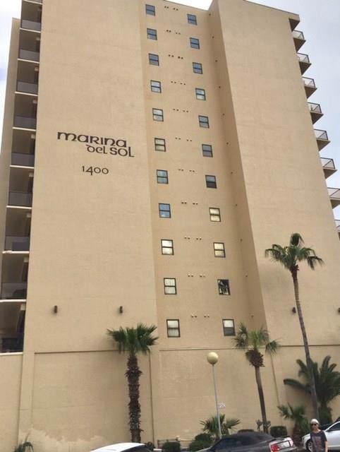 1400 Ocean Dr 701C, Corpus Christi, TX 78404 (MLS #354810) :: RE/MAX Elite Corpus Christi