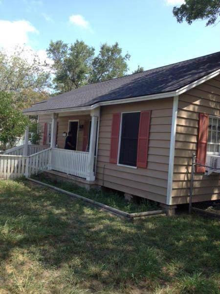 2625 Oklahoma Ave, Ingleside, TX 78362 (MLS #354931) :: Desi Laurel Real Estate Group