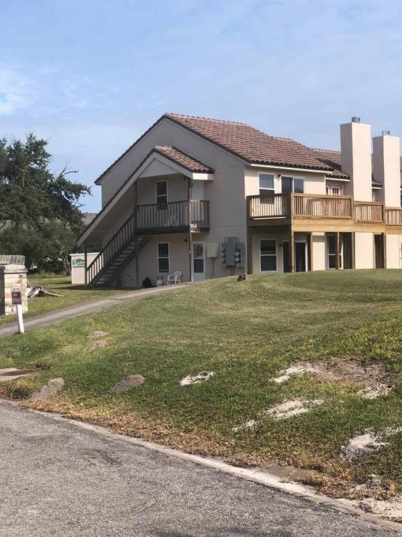 221 Marion #A-207, Rockport, TX 78382 (MLS #355282) :: RE/MAX Elite Corpus Christi