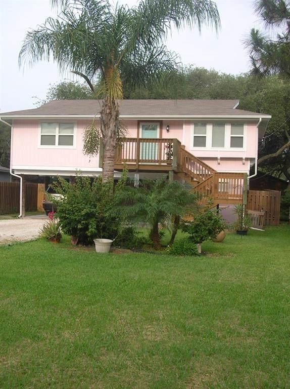 1043 N Austin St, Rockport, TX 78382 (MLS #355298) :: Desi Laurel Real Estate Group