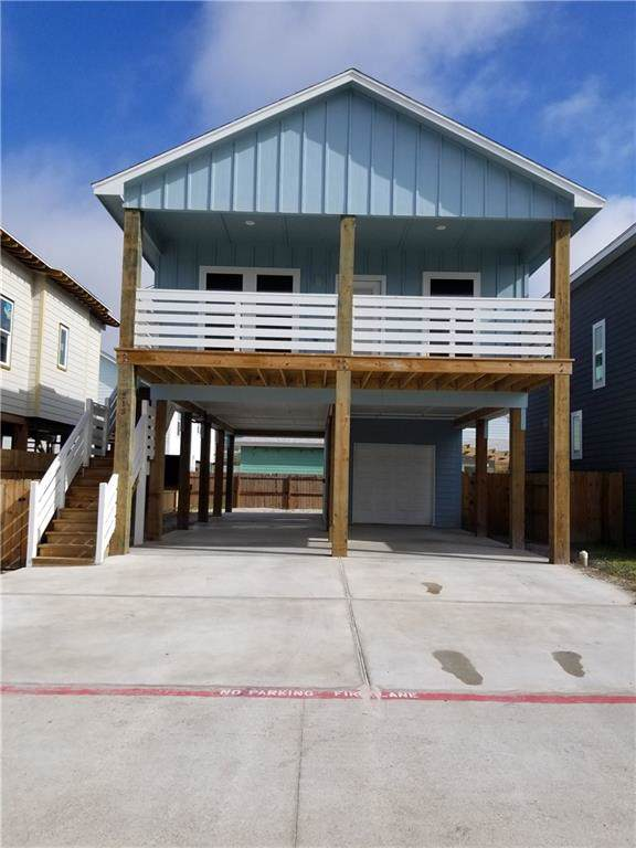 213 Nautilus St, Port Aransas, TX 78382 (MLS #355300) :: Desi Laurel Real Estate Group