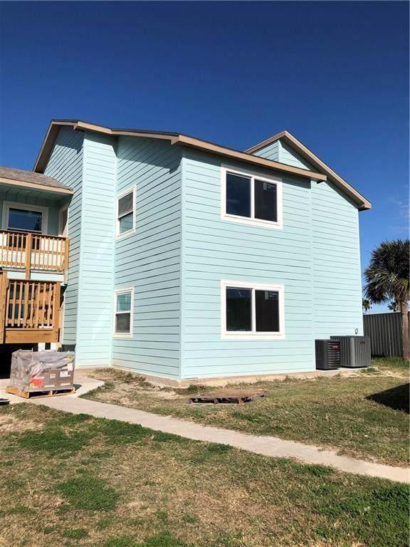 230 Cut Off, Aransas Harbors #104, Port Aransas, TX 78373 (MLS #355337) :: Desi Laurel Real Estate Group