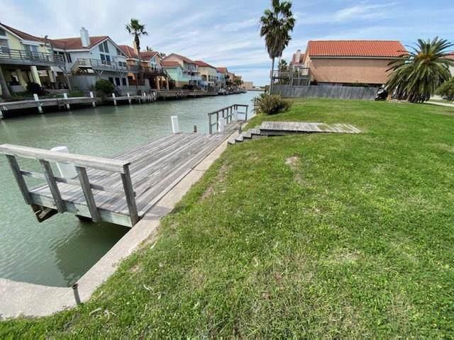 701 Crown Harbor, Corpus Christi, TX 78402 (MLS #356645) :: RE/MAX Elite Corpus Christi