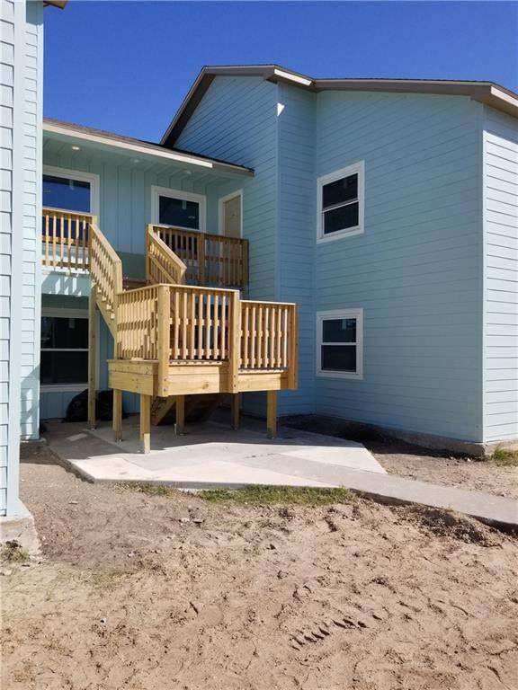 230 Cut Off Road #204, Port Aransas, TX 78373 (MLS #357199) :: RE/MAX Elite Corpus Christi