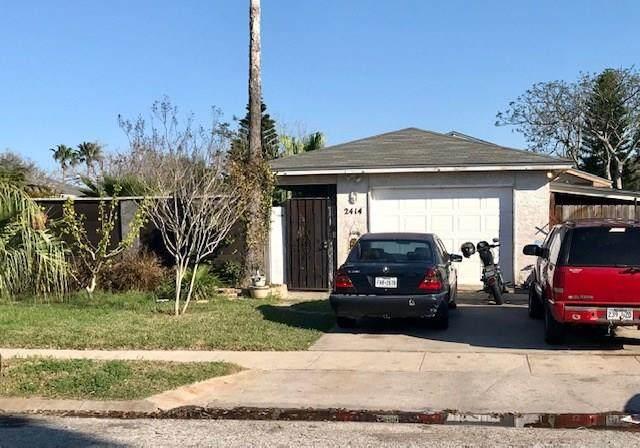 2414 Vialoux Drive, Corpus Christi, TX 78418 (MLS #357781) :: RE/MAX Elite Corpus Christi