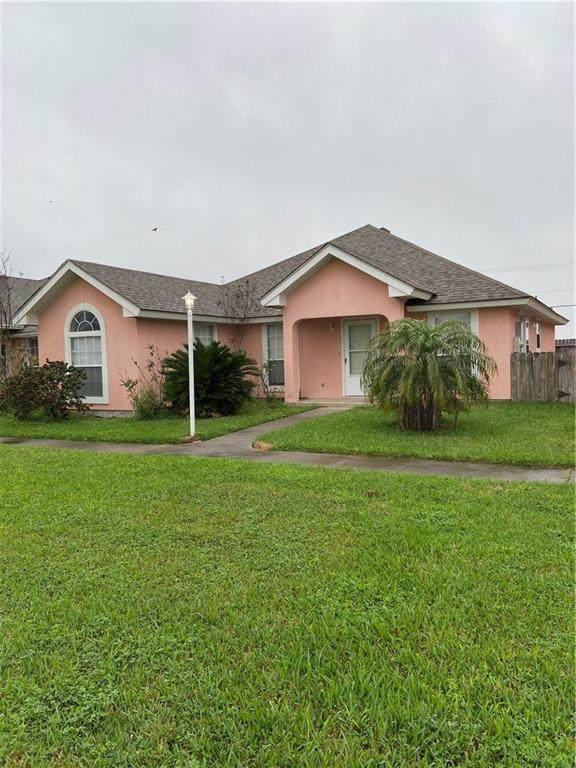 2303 Capri Drive, Ingleside, TX 78362 (MLS #358706) :: Desi Laurel Real Estate Group
